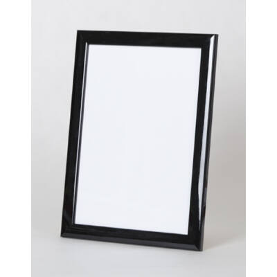 Fa képkeret 40 x 50 cm - Fekete