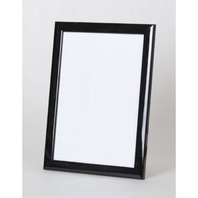 Fa képkeret 60 x 80 cm - Fekete