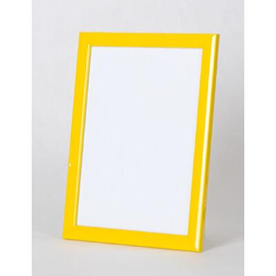 Fa képkeret 30 x 30 cm - Sárga