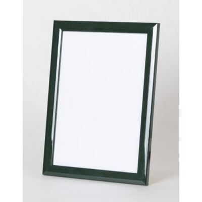 Fa képkeret 24 x 30 cm - Sötétzöld