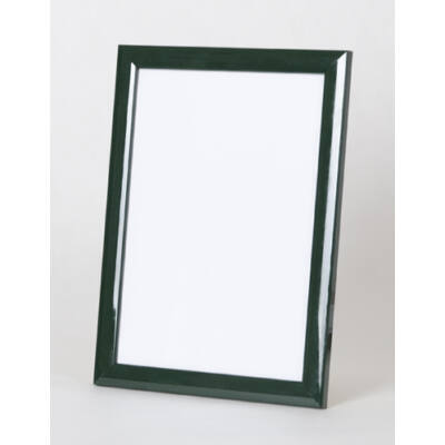 Fa képkeret 70 x 100 cm - Sötétzöld