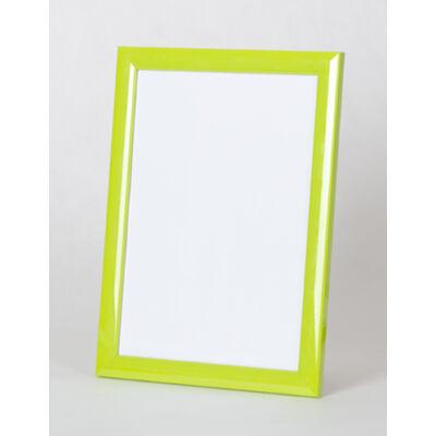 Fa képkeret 42 x 59,4 cm (A2) - Világoszöld