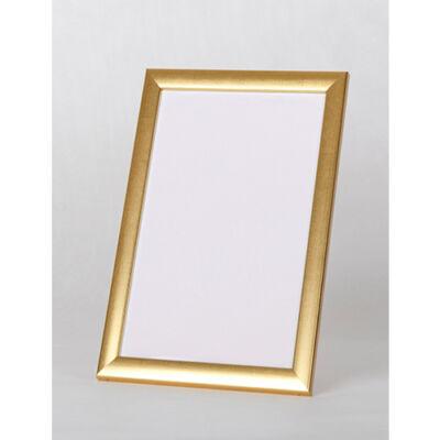 Fa képkeret 30 x 30 cm - Arany