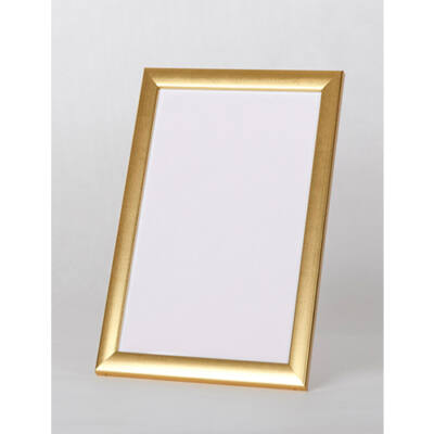Fa képkeret 70 x 100 cm - Arany