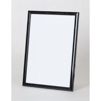 Fa képkeret 20 x 20 cm - Fekete