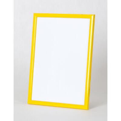 Fa képkeret 15 x 20 cm - Sárga