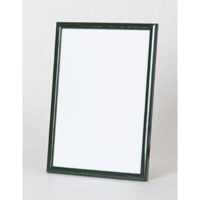 Fa képkeret 21 x 29,7 cm (A4) - Sötétzöld