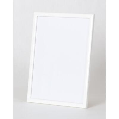Fa képkeret 13 x 18 cm - Fehér