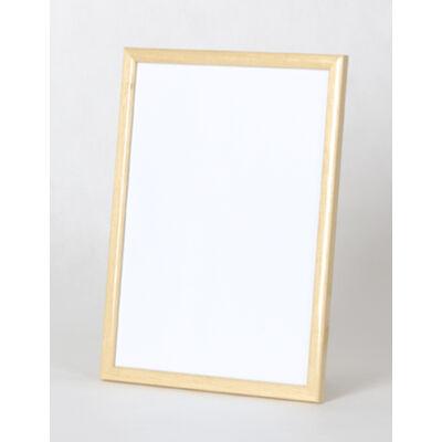 Fa képkeret 21 x 29,7 cm (A4) - Natúr