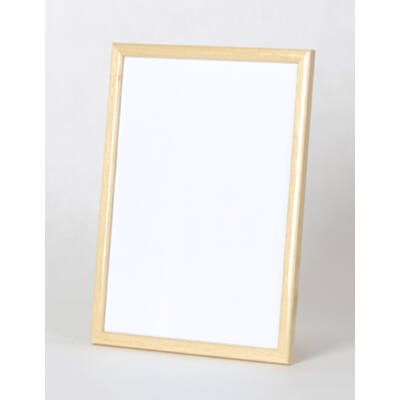 Fa képkeret 20 x 28 cm - Natúr
