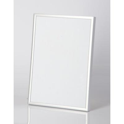 Fém képkeret 21 x 29,7 cm (A4) - Matt ezüst