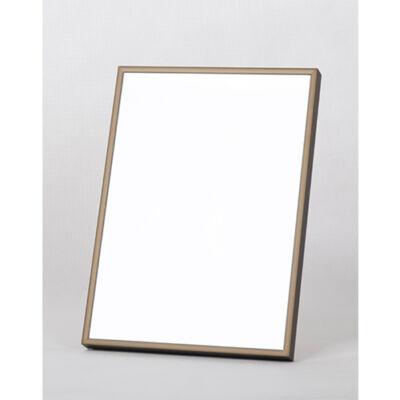 Fém képkeret 21 x 29,7 cm (A4) - Matt bronz