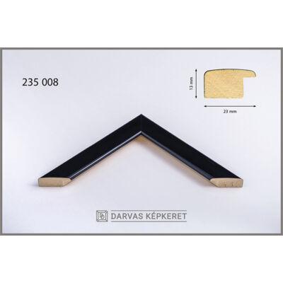 Fa képkeret 42 x 59,4 cm (A2) - Fekete
