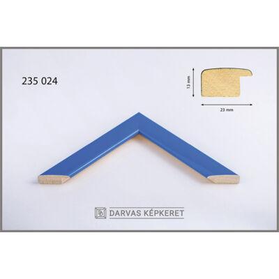 Fa képkeret 62 x 93 cm - Világoskék