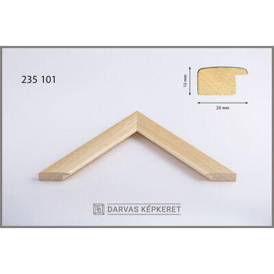 Fa képkeret 59,4 x 84,1 cm (A1) - Natúr