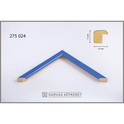 Fa képkeret 30 x 30 cm - Világoskék