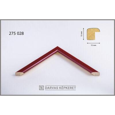 Fa képkeret 20 x 28 cm - Piros