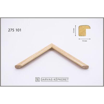Fa képkeret 24 x 30 cm - Natúr