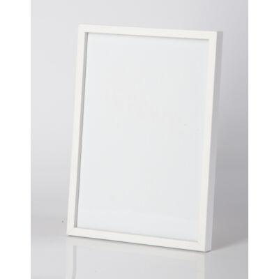 Fa képkeret 30 x 40 cm  - Fehér