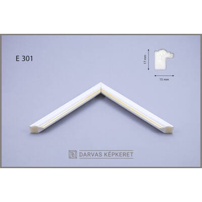 Műanyag képkeret 24 x 30 cm - E.301