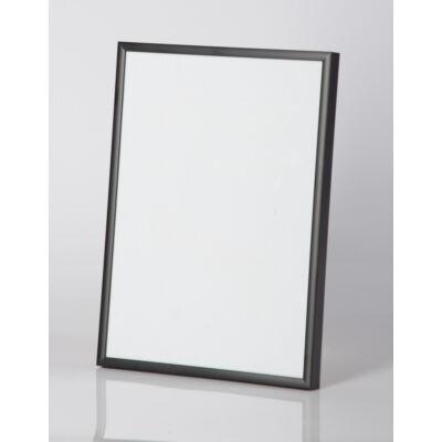 Fém képkeret 18 x 24 cm - Matt fekete