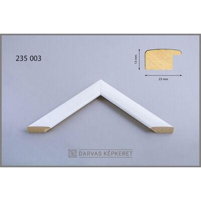Fa képkeret 20 x 30 cm (TÖBB MÉRETBEN) - Fehér