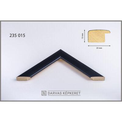 Fa képkeret 62 x 93 cm - Fekete