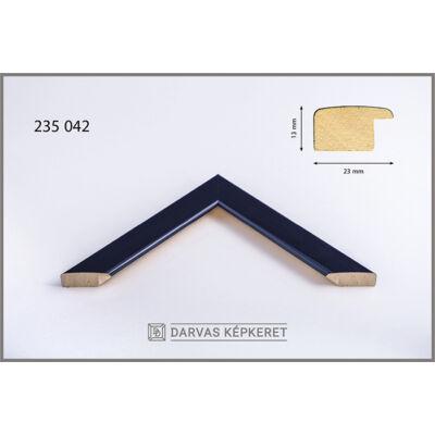 Fa képkeret 42 x 59,4 cm (A2) - Sötétkék