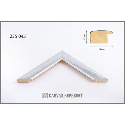 Fa képkeret 20 x 30 cm (TÖBB MÉRETBEN) - Ezüst