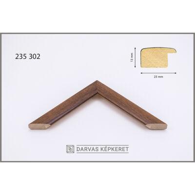Fa képkeret 20 x 30 cm (TÖBB MÉRETBEN) - Dió