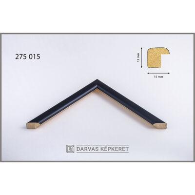 Fa képkeret 15 x 20 cm - Fekete