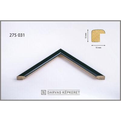 Fa képkeret 10 x 15 cm (TÖBB MÉRETBEN) -  Sötétzöld