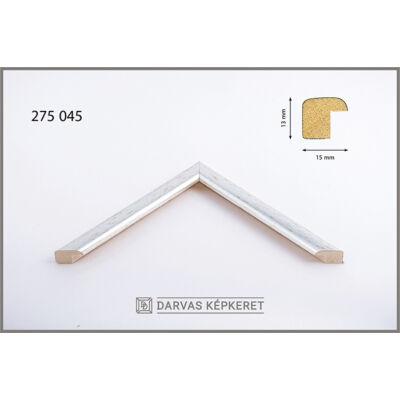 Fa képkeret 30 x 45 cm - Ezüst