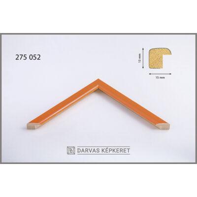 Fa képkeret 20 x 25 cm - Narancs