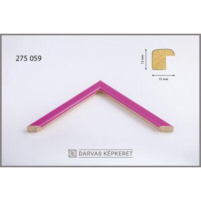 Fa képkeret 21 x 29,7 cm (A4) - Magenta