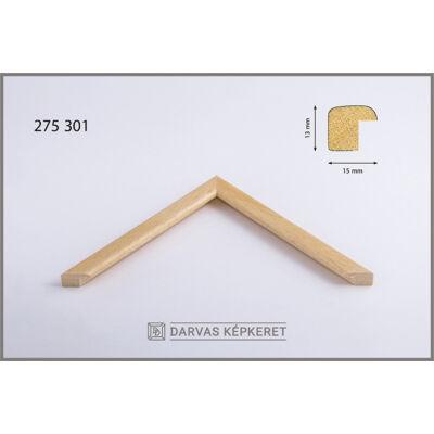 Fa képkeret 14,8 x 21 cm (A5) - Natúr