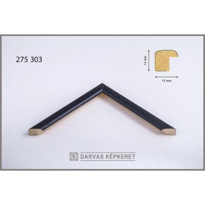 Fa képkeret 21 x 29,7 cm (A4) - Grafit
