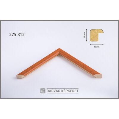 Fa képkeret 20 x 20 cm - Narancs