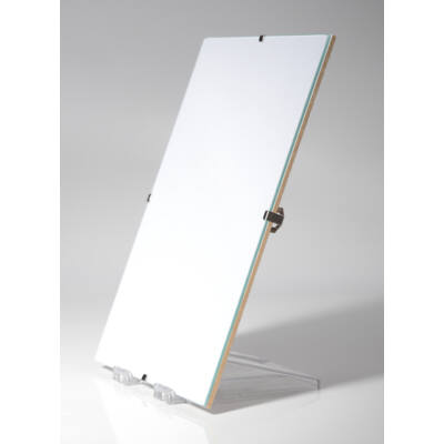 Pattintós képtartó  üveggel 15 x 20 cm
