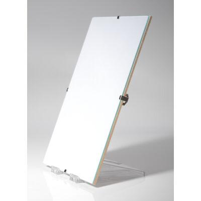 Pattintós képtartó  plexivel 30 x 40 cm